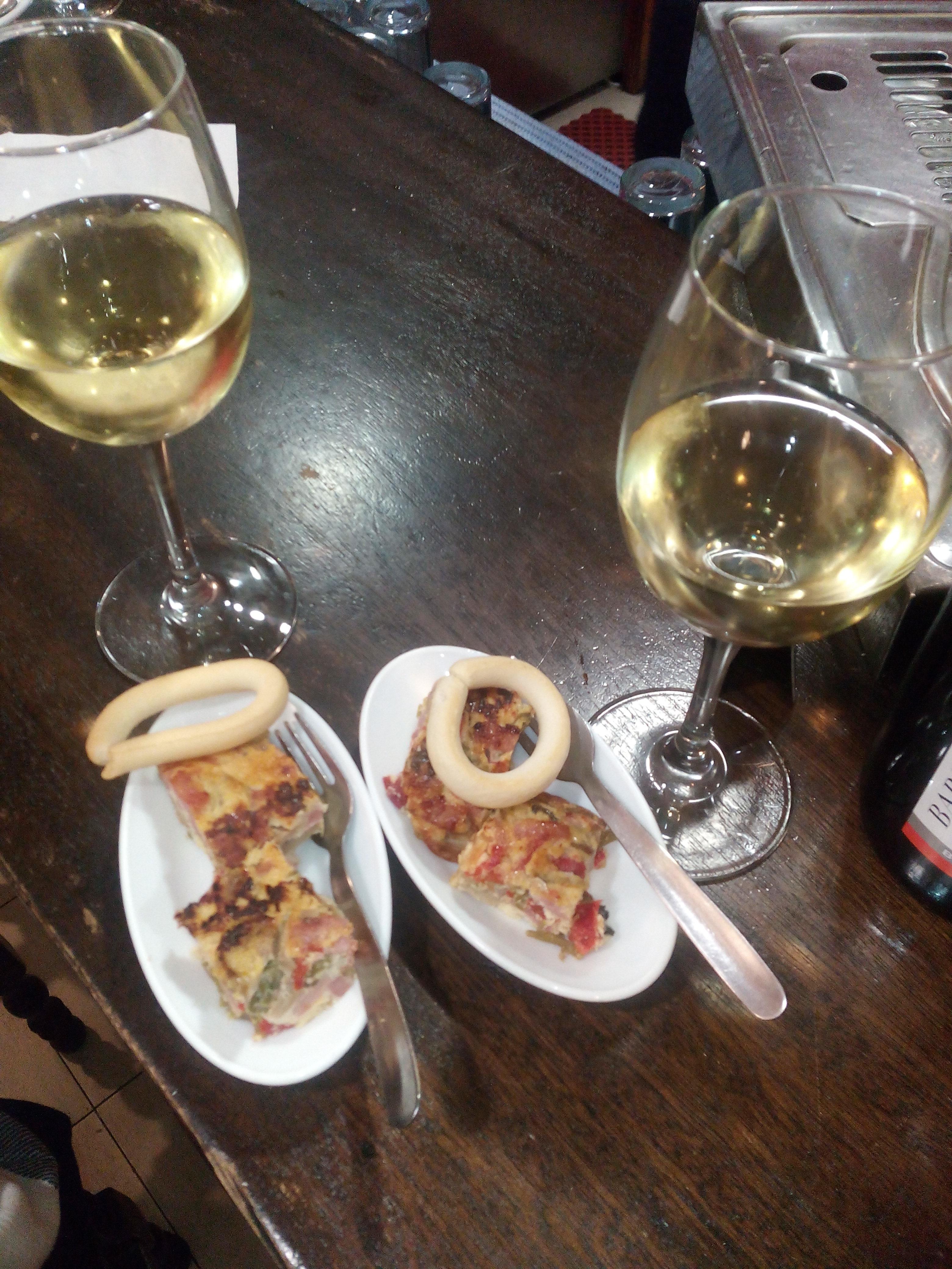 Tortilla sacromonte for Tapas faciles y buenas